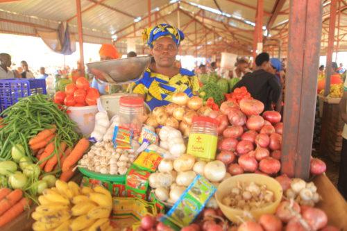 Joining a street vendor union has had many positive impacts on Anathalia's livelihood.